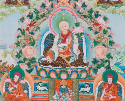 Sakya-Masters